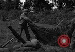 Image of United States 87th Chemical Mortar Battalion Carentan France, 1944, second 47 stock footage video 65675051326
