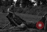 Image of United States 87th Chemical Mortar Battalion Carentan France, 1944, second 48 stock footage video 65675051326