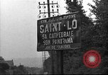 Image of United States 35th Infantry Division Saint Lo France, 1944, second 29 stock footage video 65675051329