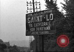 Image of United States 35th Infantry Division Saint Lo France, 1944, second 30 stock footage video 65675051329