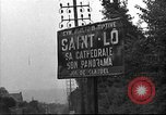 Image of United States 35th Infantry Division Saint Lo France, 1944, second 32 stock footage video 65675051329