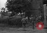 Image of United States 35th Infantry Division Saint Lo France, 1944, second 45 stock footage video 65675051329