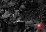 Image of United States 35th Infantry Division Saint Lo France, 1944, second 17 stock footage video 65675051330