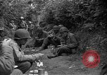 Image of United States 35th Infantry Division Saint Lo France, 1944, second 26 stock footage video 65675051330