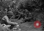 Image of United States 35th Infantry Division Saint Lo France, 1944, second 27 stock footage video 65675051330