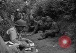 Image of United States 35th Infantry Division Saint Lo France, 1944, second 28 stock footage video 65675051330