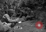 Image of United States 35th Infantry Division Saint Lo France, 1944, second 33 stock footage video 65675051330