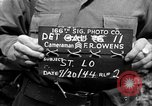 Image of United States 35th Infantry Division Saint Lo France, 1944, second 2 stock footage video 65675051332