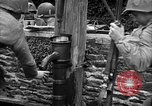 Image of United States 35th Infantry Division Saint Lo France, 1944, second 37 stock footage video 65675051332