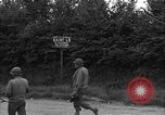 Image of United States 35th Infantry Division Saint Lo France, 1944, second 7 stock footage video 65675051333