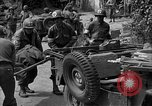 Image of United States 35th Infantry Division Saint Lo France, 1944, second 40 stock footage video 65675051333