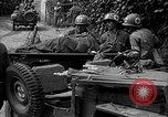Image of United States 35th Infantry Division Saint Lo France, 1944, second 45 stock footage video 65675051333