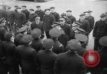 Image of French Naval officer Philadelphia Pennsylvania USA, 1951, second 1 stock footage video 65675051348