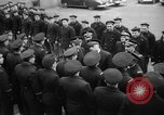 Image of French Naval officer Philadelphia Pennsylvania USA, 1951, second 4 stock footage video 65675051348