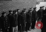 Image of French Naval officer Philadelphia Pennsylvania USA, 1951, second 24 stock footage video 65675051348