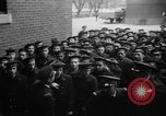 Image of French Naval officer Philadelphia Pennsylvania USA, 1951, second 29 stock footage video 65675051348