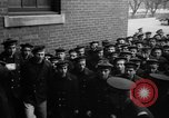 Image of French Naval officer Philadelphia Pennsylvania USA, 1951, second 30 stock footage video 65675051348