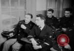Image of French Naval officer Philadelphia Pennsylvania USA, 1951, second 43 stock footage video 65675051348