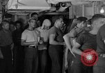 Image of United States Navy sailors enjoy ice cream Pacific Ocean, 1954, second 2 stock footage video 65675051350
