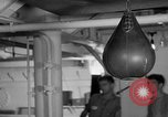 Image of speed punching bag Pacific Ocean, 1954, second 20 stock footage video 65675051353