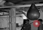 Image of speed punching bag Pacific Ocean, 1954, second 22 stock footage video 65675051353