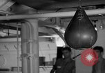 Image of speed punching bag Pacific Ocean, 1954, second 24 stock footage video 65675051353