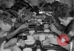 Image of United States sailor Pacific Ocean, 1954, second 17 stock footage video 65675051354
