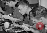 Image of United States sailor Pacific Ocean, 1954, second 20 stock footage video 65675051354