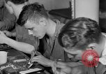 Image of United States sailor Pacific Ocean, 1954, second 30 stock footage video 65675051354