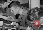 Image of United States sailor Pacific Ocean, 1954, second 34 stock footage video 65675051354