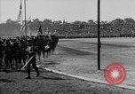 Image of Allied troops Joinville Le Pont France, 1919, second 37 stock footage video 65675051371