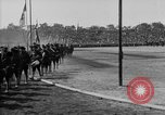 Image of Allied troops Joinville Le Pont France, 1919, second 39 stock footage video 65675051371