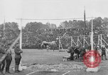 Image of Allied athletes Joinville Le Pont France, 1919, second 1 stock footage video 65675051375