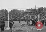 Image of Allied athletes Joinville Le Pont France, 1919, second 5 stock footage video 65675051375