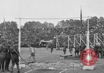 Image of Allied athletes Joinville Le Pont France, 1919, second 6 stock footage video 65675051375