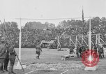 Image of Allied athletes Joinville Le Pont France, 1919, second 8 stock footage video 65675051375