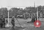 Image of Allied athletes Joinville Le Pont France, 1919, second 22 stock footage video 65675051375