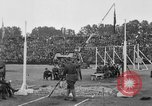 Image of Allied athletes Joinville Le Pont France, 1919, second 39 stock footage video 65675051375