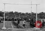 Image of Allied athletes Joinville Le Pont France, 1919, second 50 stock footage video 65675051375