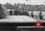 Image of American athletes Joinville Le Pont France, 1919, second 1 stock footage video 65675051377