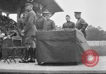 Image of American athletes Joinville Le Pont France, 1919, second 16 stock footage video 65675051377