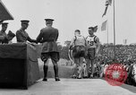 Image of American athletes Joinville Le Pont France, 1919, second 25 stock footage video 65675051377