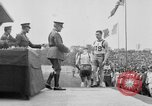 Image of American athletes Joinville Le Pont France, 1919, second 26 stock footage video 65675051377