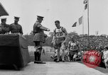 Image of American athletes Joinville Le Pont France, 1919, second 27 stock footage video 65675051377