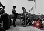 Image of American athletes Joinville Le Pont France, 1919, second 29 stock footage video 65675051377