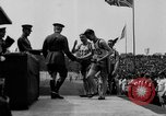 Image of American athletes Joinville Le Pont France, 1919, second 31 stock footage video 65675051377