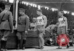 Image of American athletes Joinville Le Pont France, 1919, second 34 stock footage video 65675051377