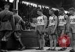 Image of American athletes Joinville Le Pont France, 1919, second 37 stock footage video 65675051377
