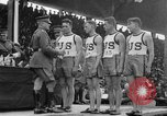 Image of American athletes Joinville Le Pont France, 1919, second 42 stock footage video 65675051377
