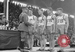 Image of American athletes Joinville Le Pont France, 1919, second 43 stock footage video 65675051377